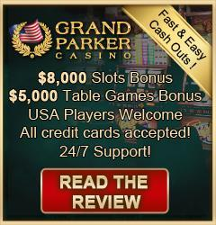 Grand Parker Casino Review