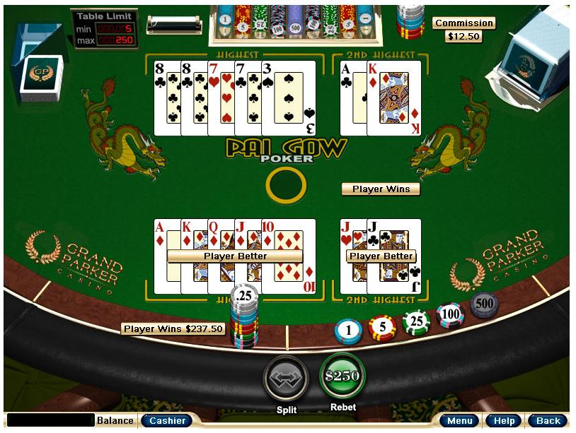 how to play cash poker online in usa